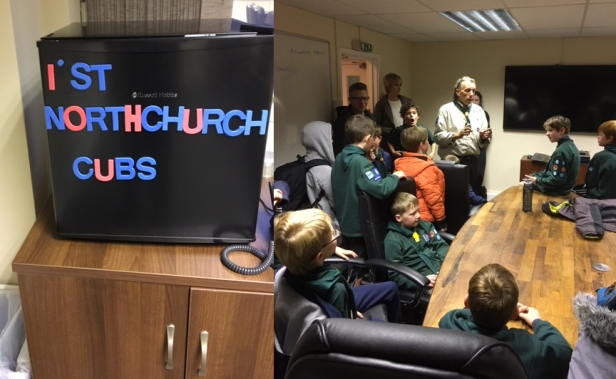 1st Northchurch Cubs